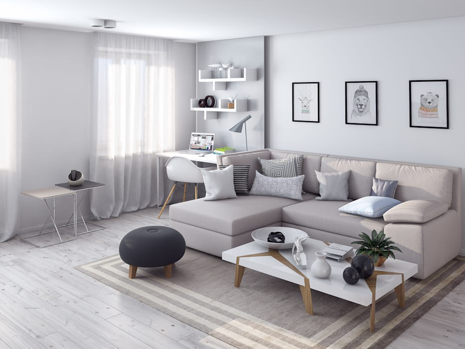 Nataly Liventsova Living room