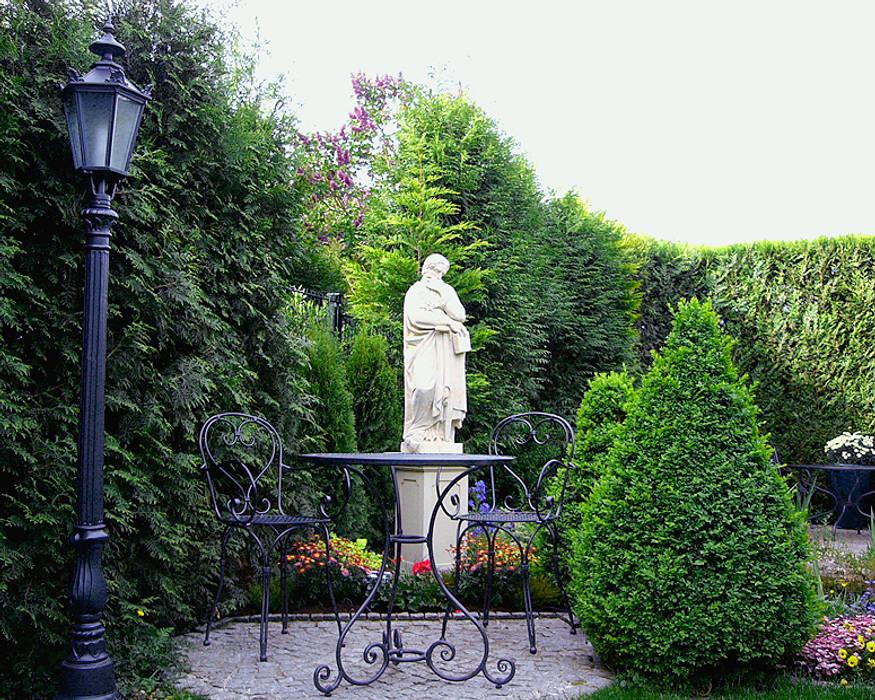 Kundenstory: Skulpturen als Blickfang Klassischer Garten von Gartentraum.de - Werner und Klopfleisch OHG Klassisch