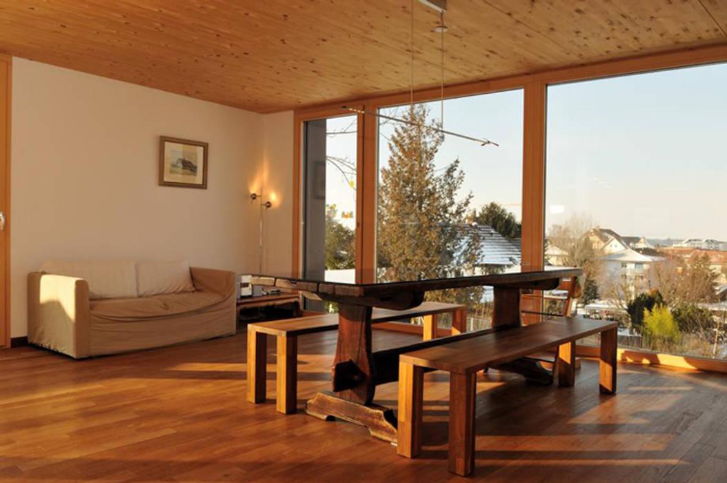 Espace de vie: Salle à manger de style de style Moderne par ELEMENT 9