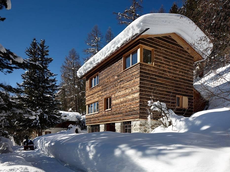 Casas  por Pablo Horváth, Clássico