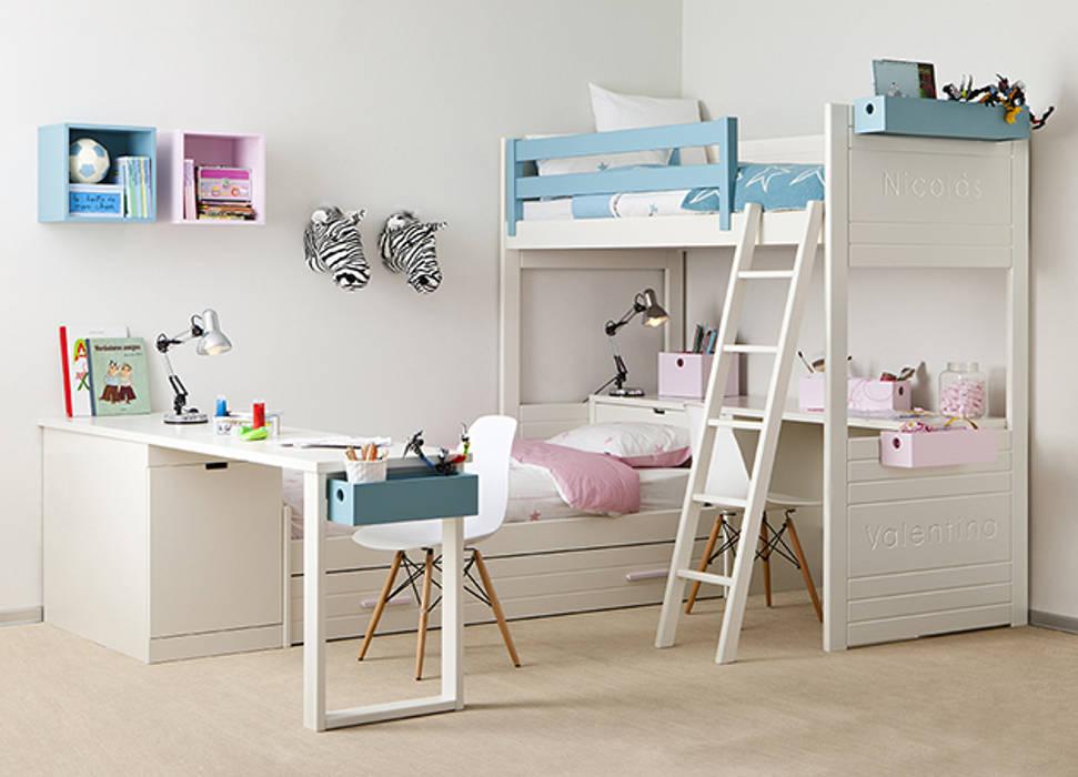 Asoral Kimobel Dormitorios infantiles Camas y cunas