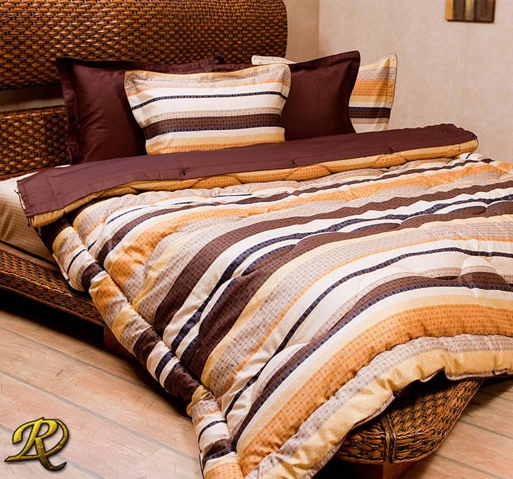 Aleksandria Cotton Sateen Print 3d Bedding Sets Modern Bedroom By