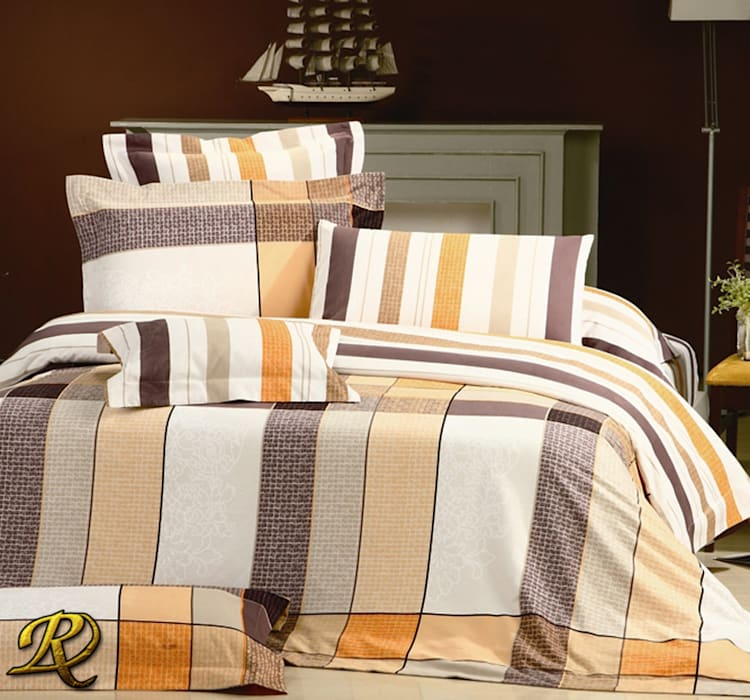 Apolonia Cotton Sateen Print 3d Bedding Sets Bedroom By Roxyma