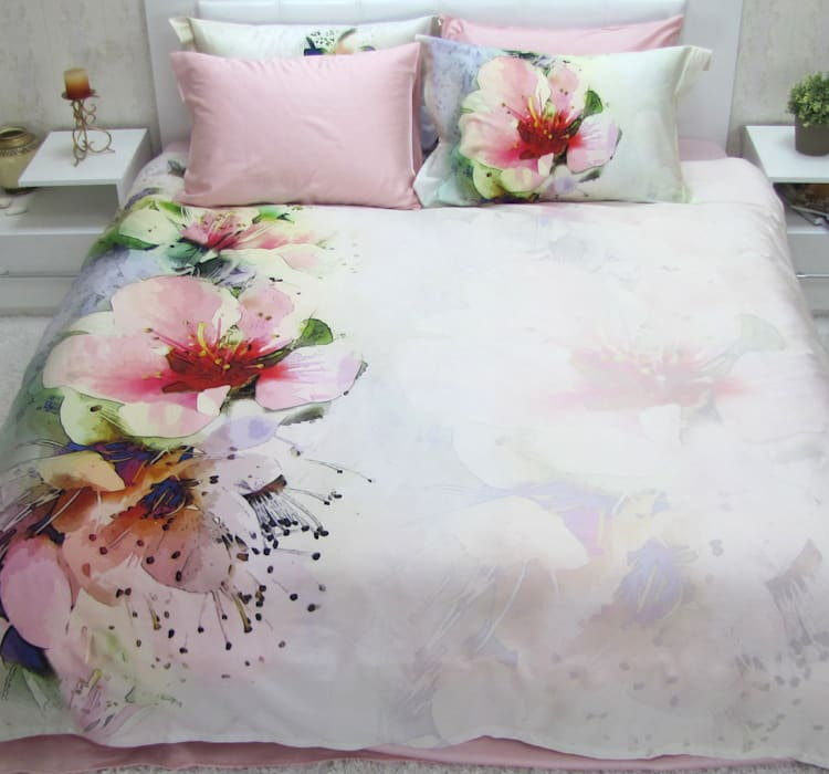 Daydream Cotton Sateen Print 3d Bedding Sets Bedroom By Roxyma