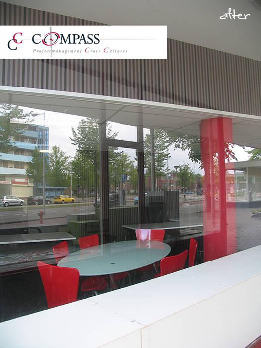 сучасний  by Aileen Martinia interior design - Amsterdam, Сучасний