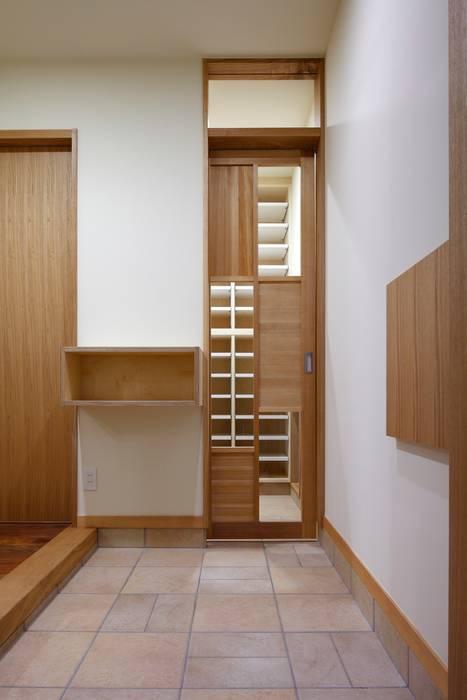 上野毛の家 モダンな 窓&ドア の TAMAI ATELIER モダン
