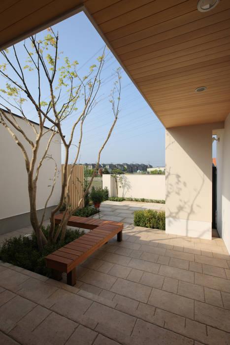 Moderner Garten von TAMAI ATELIER Modern