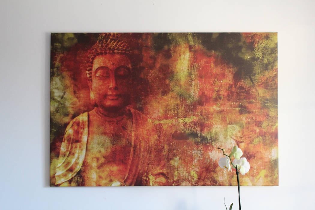 Kristin Damaschke Asian style bedroom