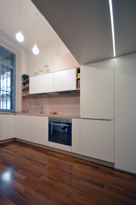 Angolo cottura Okapi Cucina moderna
