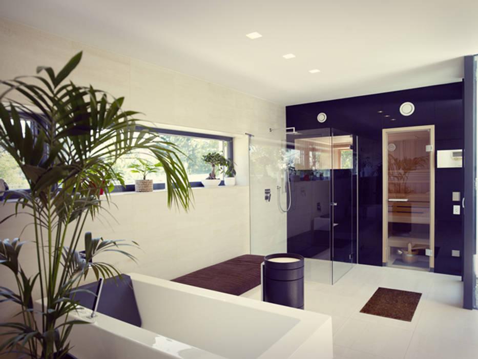 Haus Gravogl Moderne Badezimmer von Architekturbüro Andi Lang Modern