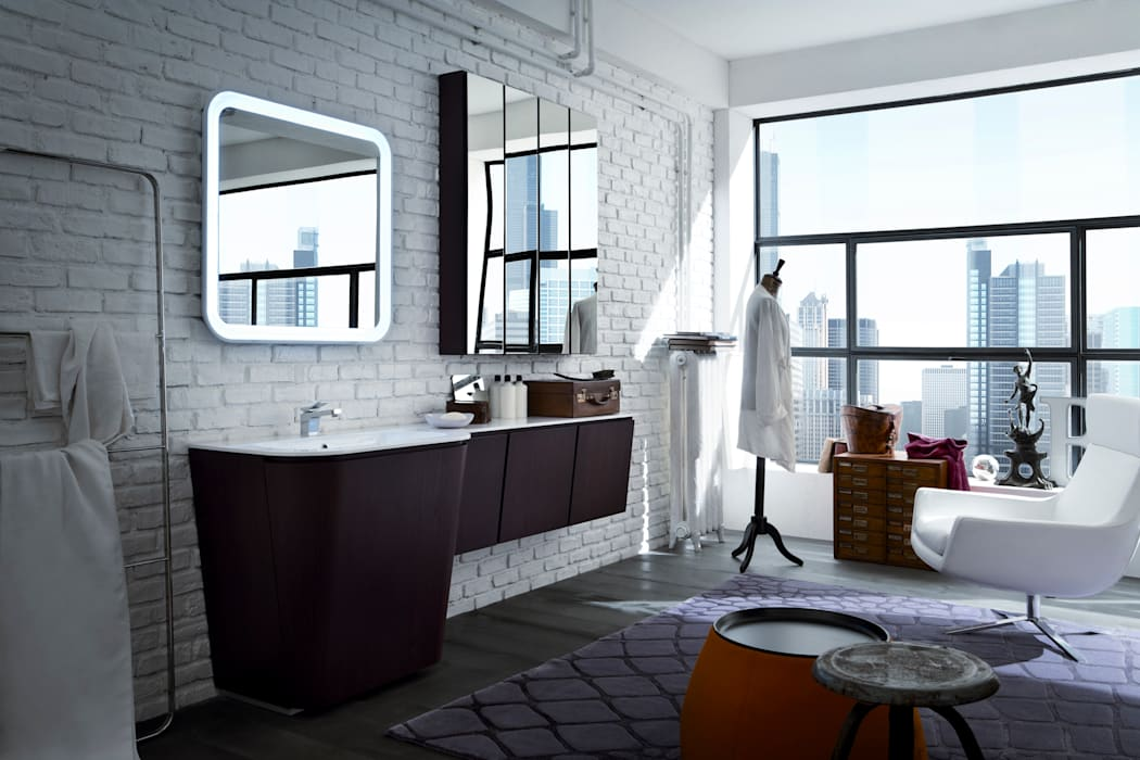 VALPIETRA® Industrial style bathroom