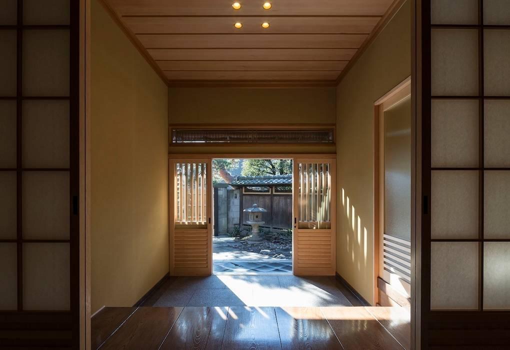 次世代へ引き継ぐ家 −世田谷の民家再生− 松井建築研究所 オリジナルな 壁&床