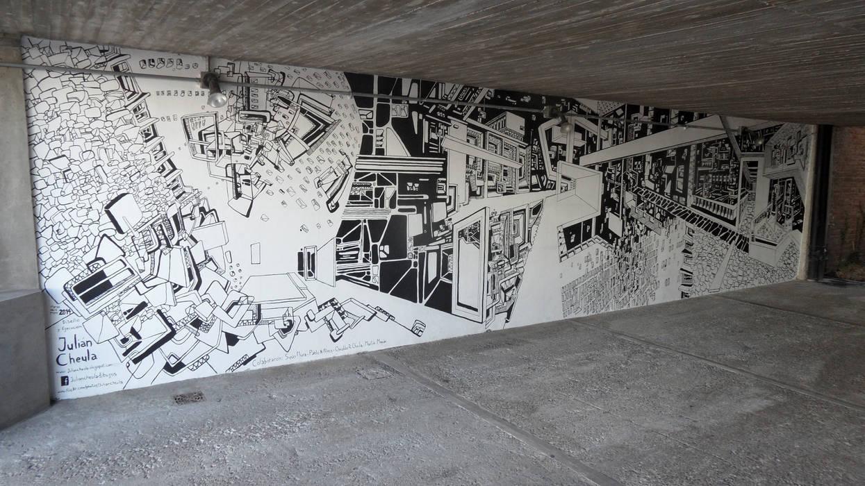 modern  by Julián Cheula, Modern