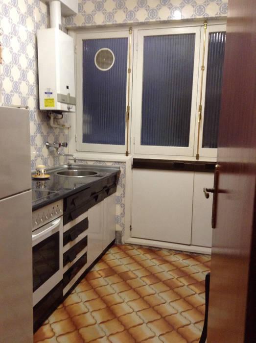 ห้องครัว โดย Apal Estudio, สแกนดิเนเวียน