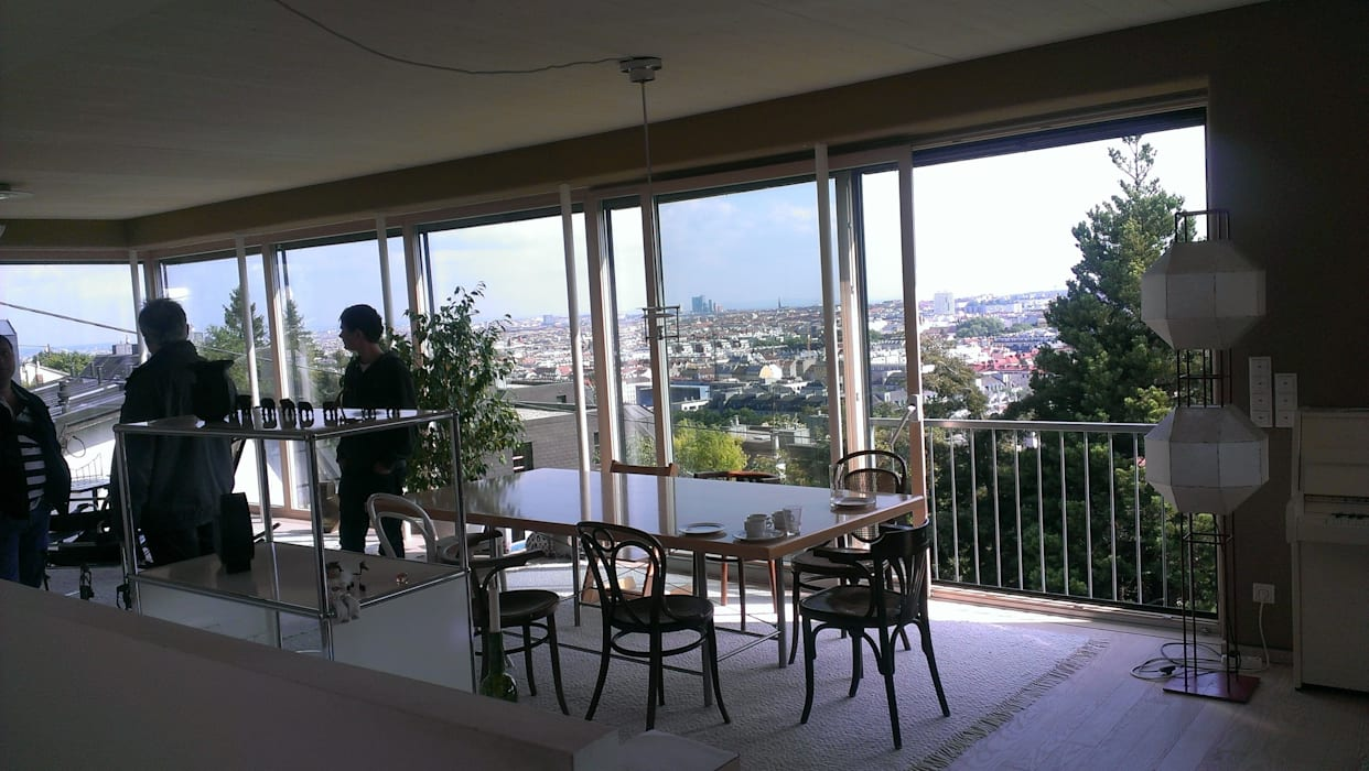 Architekturbüro Reinberg ZT GmbH Modern living room