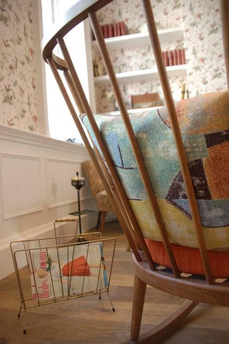BIG FERNAND Londres: Restaurants de style  par Agathe Convert, Création d 'Interieurs