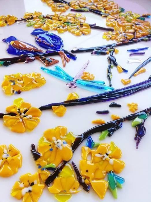 Цветы и птицы:  в . Автор – Семь стекол, Классический