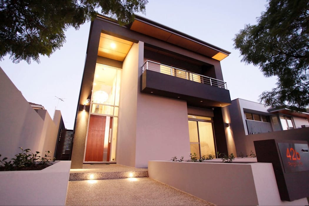 modern  by New Home Building Brokers, Modern