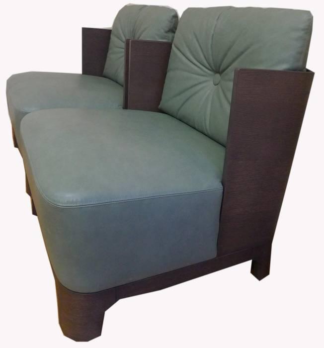Кресло в зеленой коже. MERIDIANI:  в . Автор – NICE CATCH , Классический