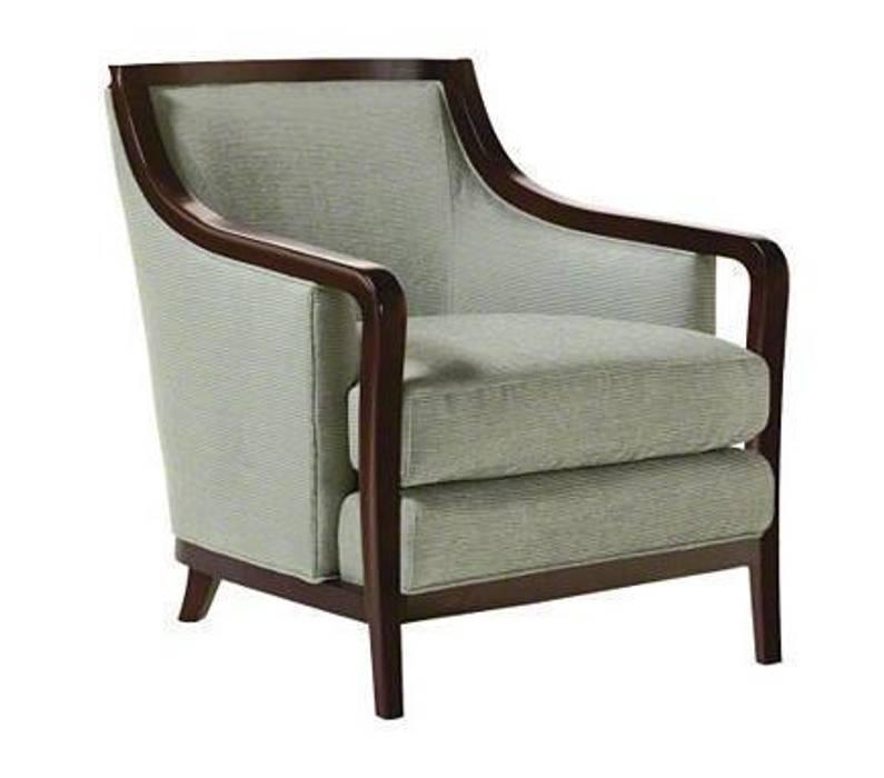 Кресло BAKER, BARBARA BARRY: Гостиная в . Автор – NICE CATCH ,