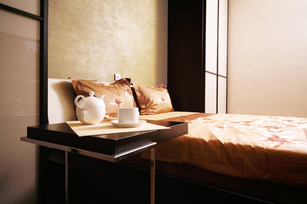 """Дизайн квартиры """"Домашний уют"""": Спальни в . Автор – Samarina projects"""