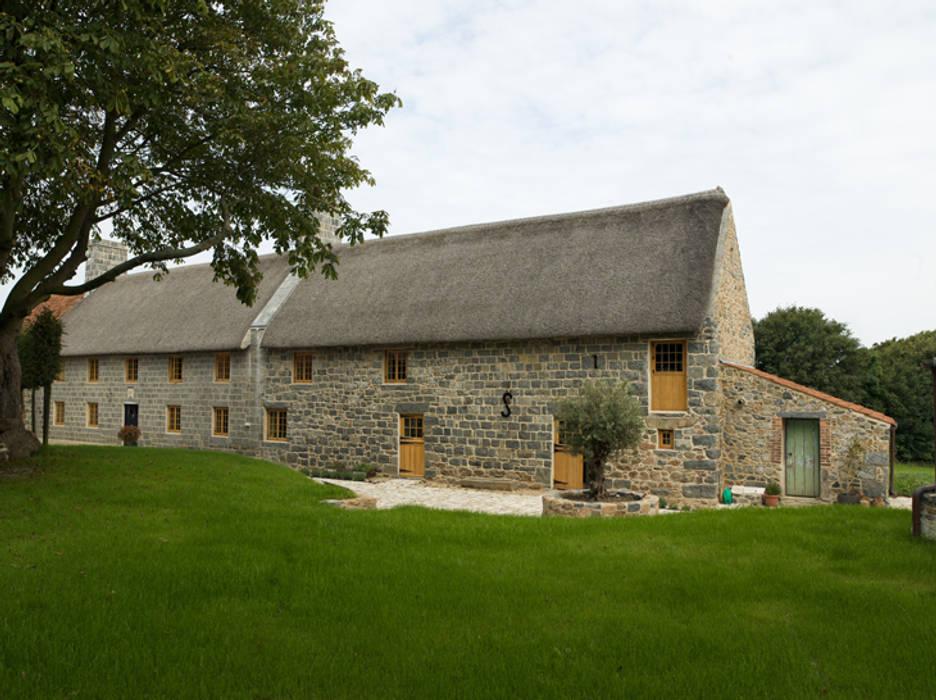 Les Prevosts Farm CCD Architects 房子