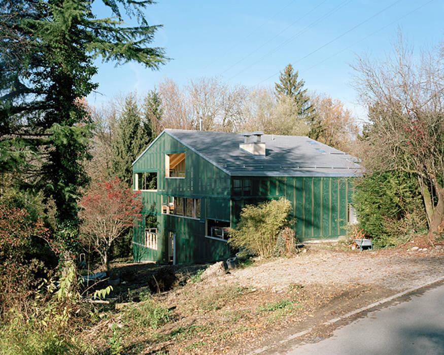 現代  by Jomini & Zimmermann Architekten, 現代風