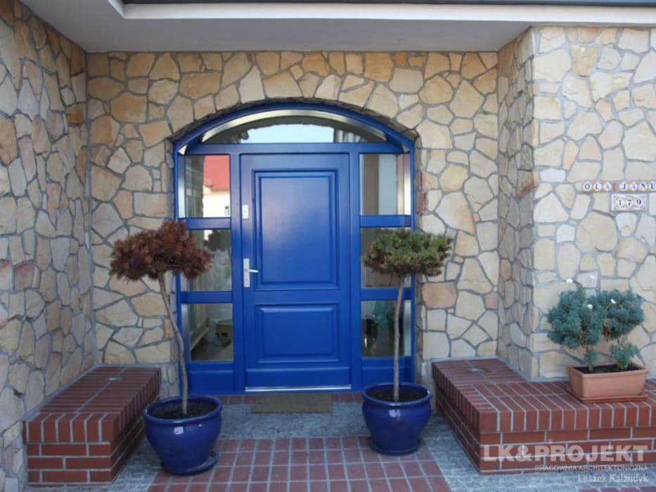 Classic windows & doors by LK & Projekt Sp. z o.o. Classic