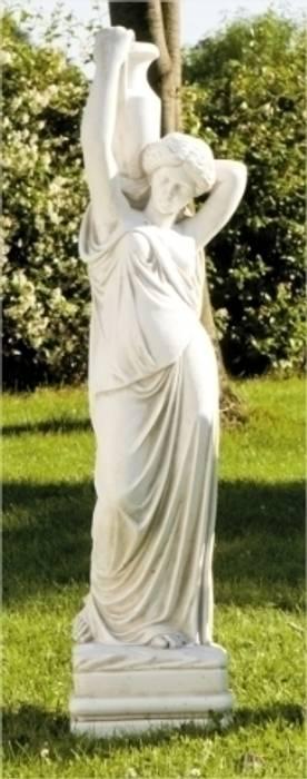 statue da giardino in cemento da esterno di pmc Classico