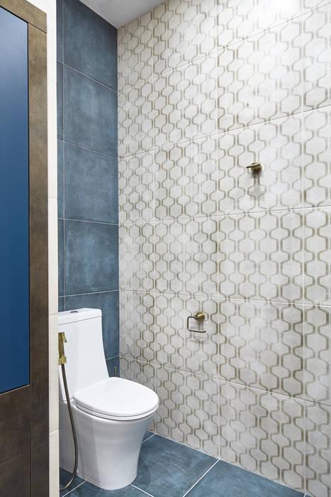 Санузел.: Ванные комнаты в . Автор – LKinterior