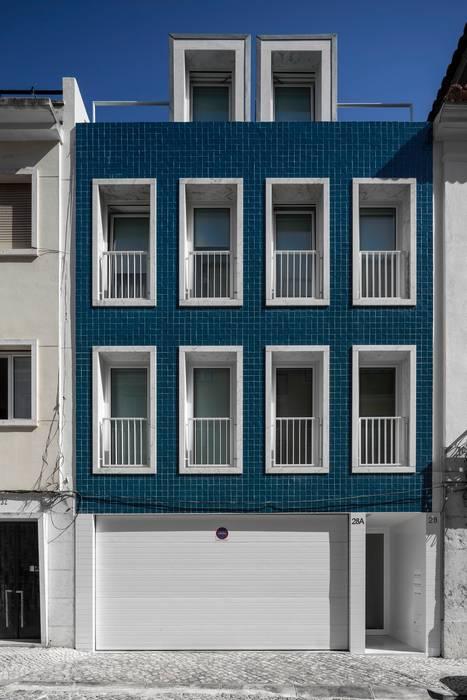 Дома в . Автор – João Tiago Aguiar, arquitectos, Минимализм