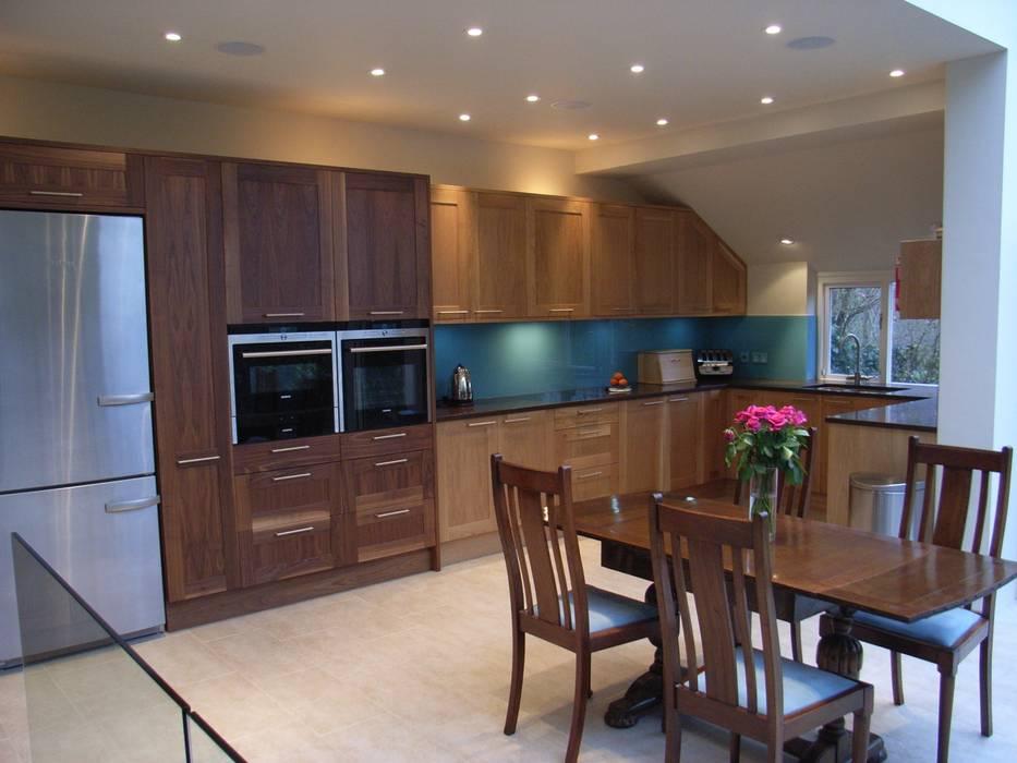 Modern Kitchen Diner Moderne Küchen von Style Within Modern Holz Holznachbildung