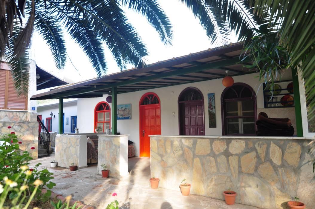 Casas de estilo  por Angora Camping
