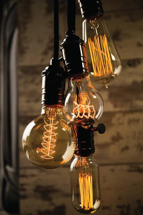 Decorative filament light bulbs by William and Watson Iндустріальний