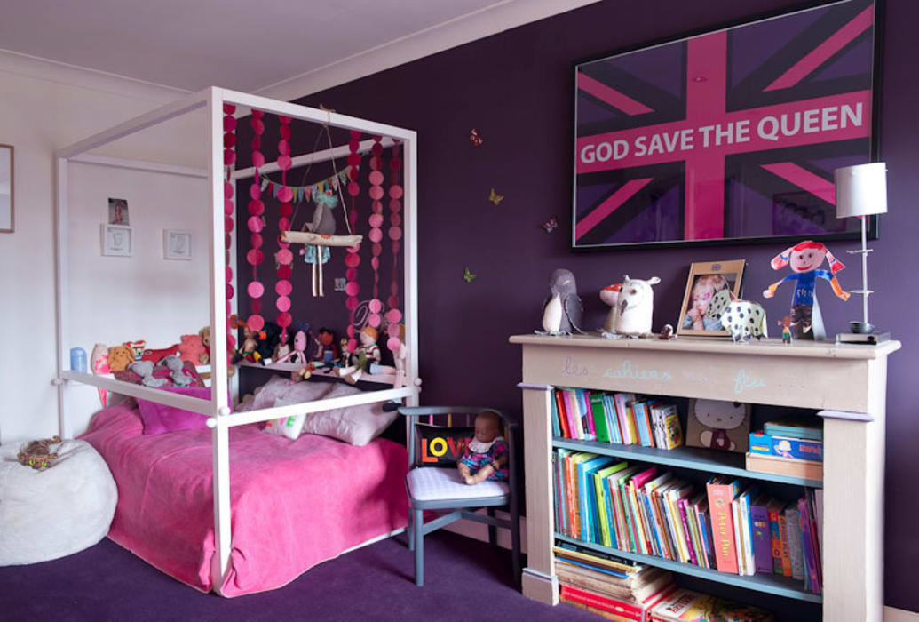 Bedroom designed by bobo kids bobo kids Modern Kid's Room