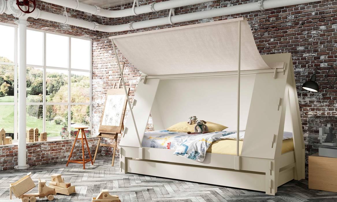 Tent Bed at bobo kids par bobo kids Moderne