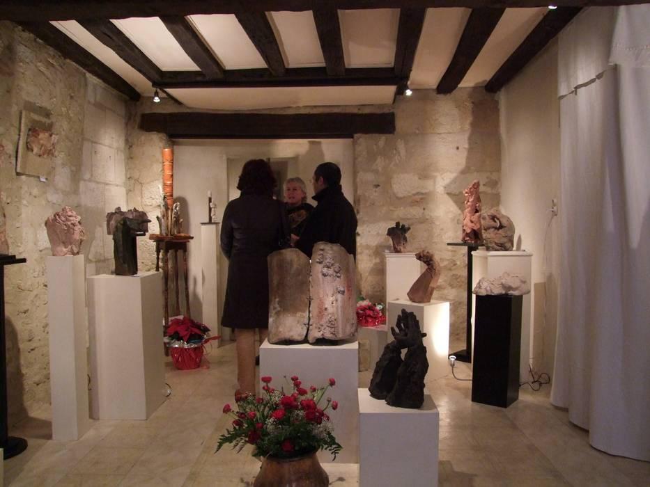 Exposition PERIGUEUX  (Dordogne): Maisons de style  par Atelier de la Margelle