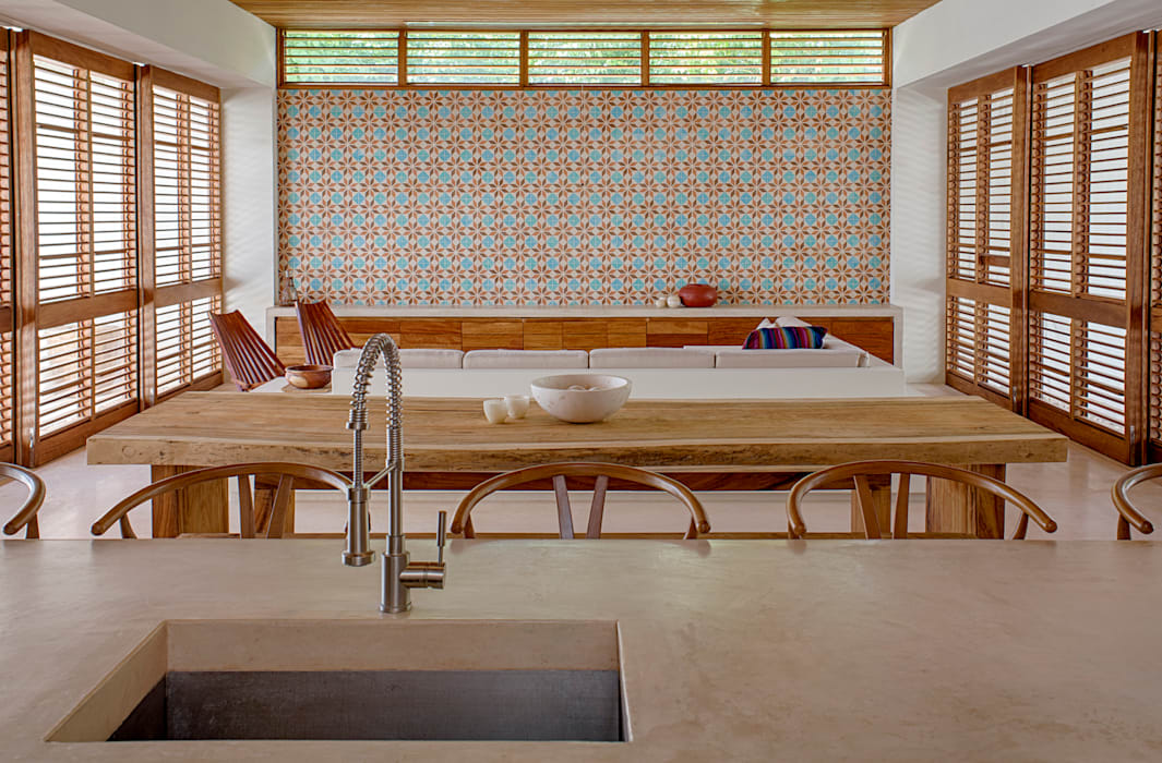 Casa Xixim من Specht Architects إستوائي