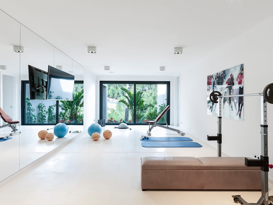 Gym by RM arquitectura,