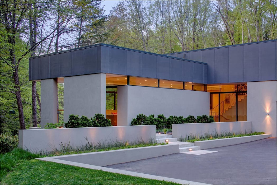Weston Residence by Specht Architects Сучасний