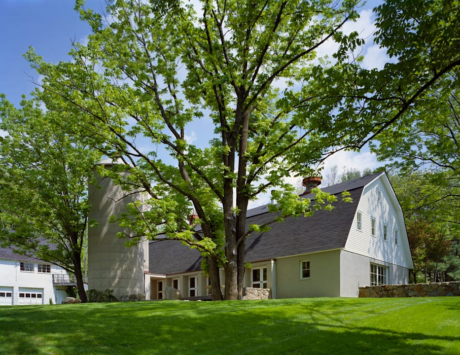 Modern Barn Specht Architects Country style houses