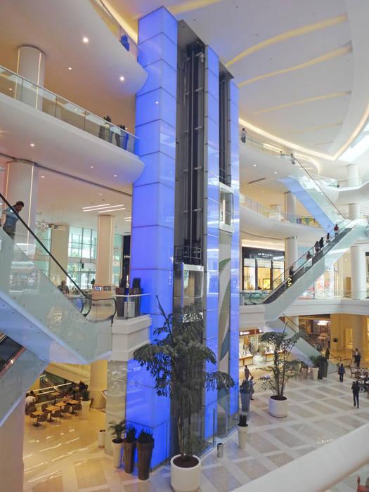 panaromik asansör cephesi 1 ÖZEL PROJE ÇÖZÜMLERİ ÜRETİMİ MİMARLIK SANAYİ VE TİCARET LTD ŞTİ Modern