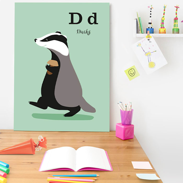 Posterlounge Nursery/kid's roomAccessories & decoration