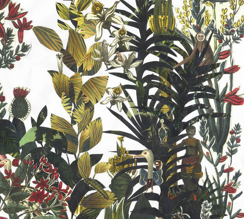 Garten eden: von kollektiv vier - surface and textile design   homify