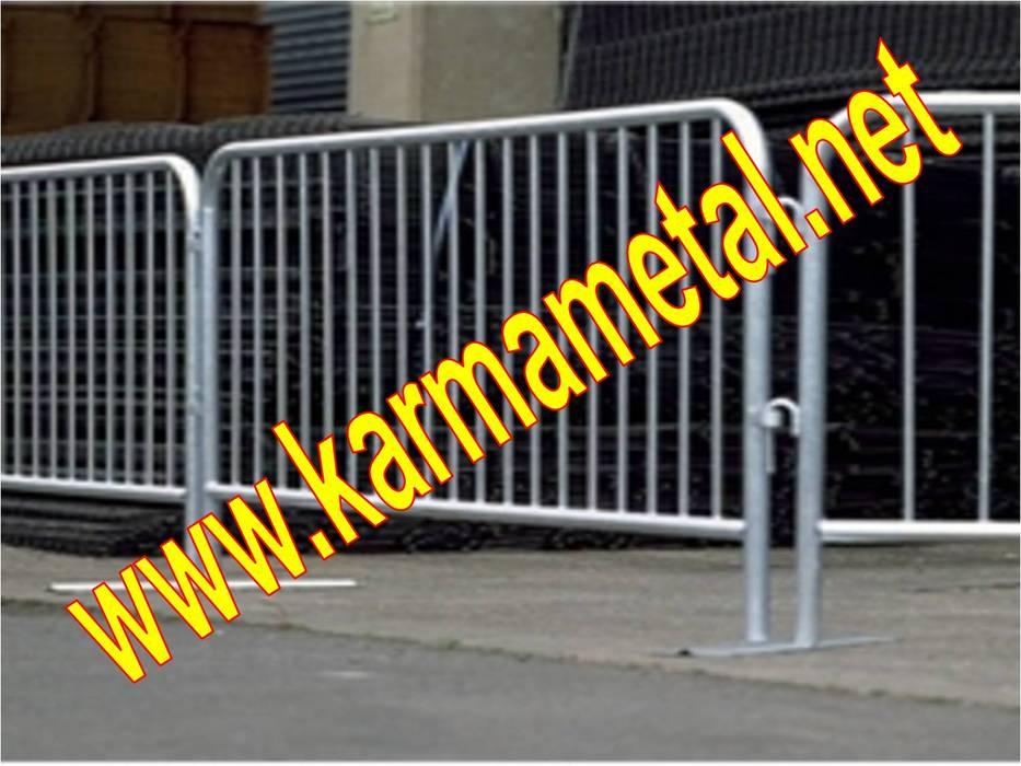KARMA METAL – KARMA METAL-Polis Barikatları Ve Güvenlik Bariyerleri:  tarz Evler