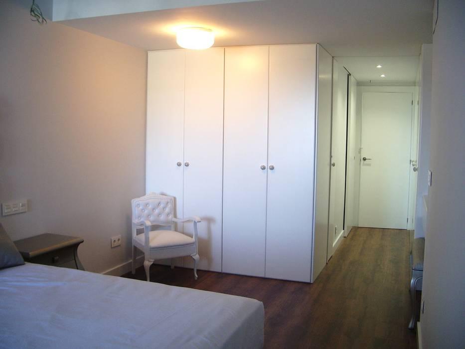 VIVIENDA CHG mae arquitectura Dormitorios de estilo moderno