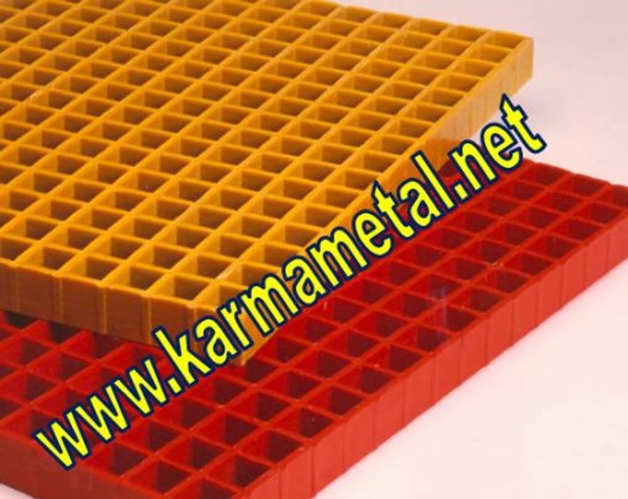 KARMA METAL – KARMA METAL-Ctp Izgara Kompozit Plastik Platform Izgara Izgarası ölçüleri:  tarz Oturma Odası, Endüstriyel