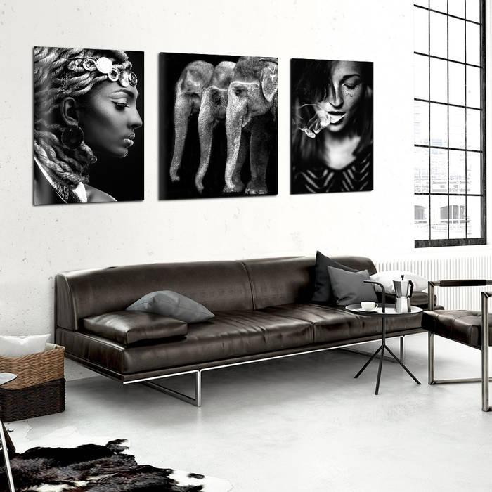 Salon de style  par Posterlounge