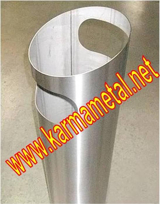 KARMA METAL – KARMA METAL-cnc lazer boru kesim profil kesme kurt ağzı açma :  tarz Banyo, Endüstriyel