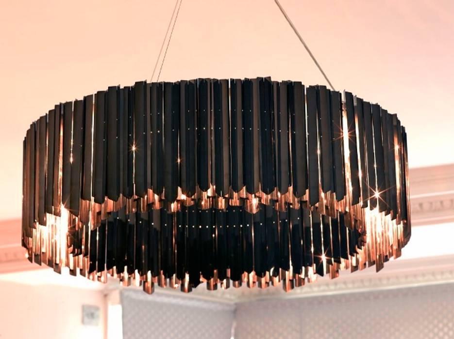 Light In:Style Direct Salones de estilo clásico